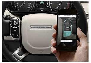 Land Rover Mobile App | Ray Catena Auto Group