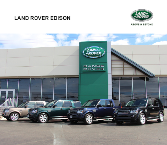 Spring Fever At Ray Catena Land Rover Edison