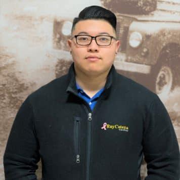 Andrew Hwang