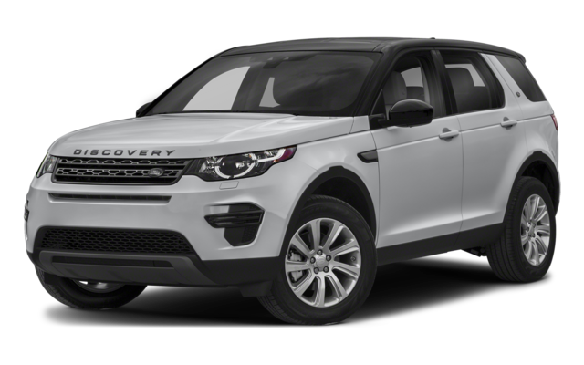 2018 Land Rover Discovery Sport SE 4WD+