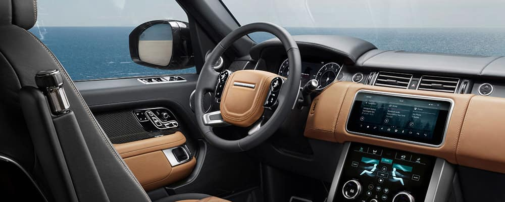 Range Rover Interior >> Land Rover Range Rover Interior Features Land Rover Edison