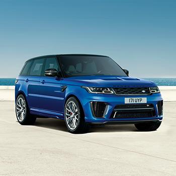 New 2019 Range Rover Sport HSE AWD