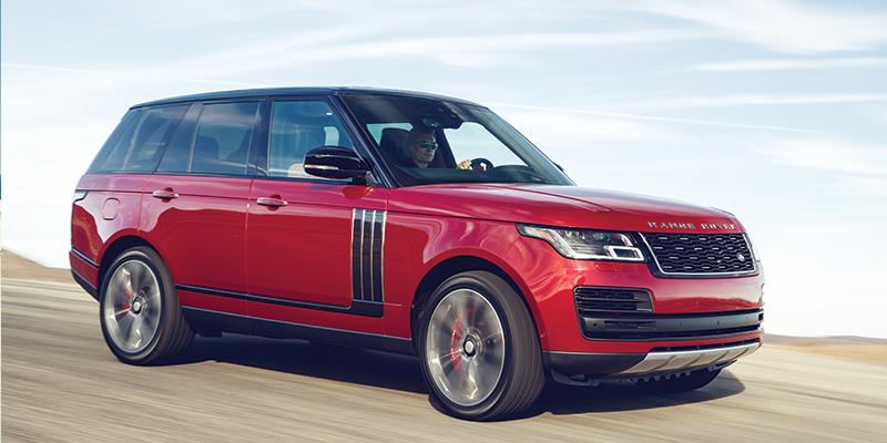 2019 Range Rover SE