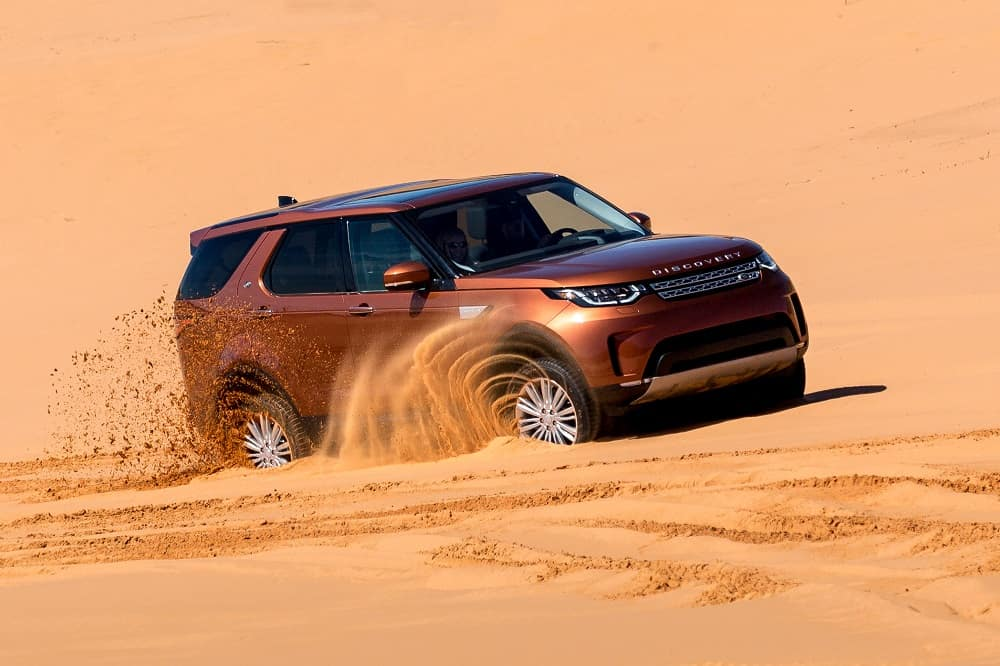 2019 Land Rover Discovery Sport Performance Specs