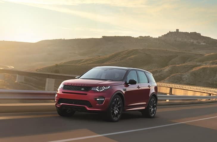 2019 Land Rover Discovery Sport Specifications