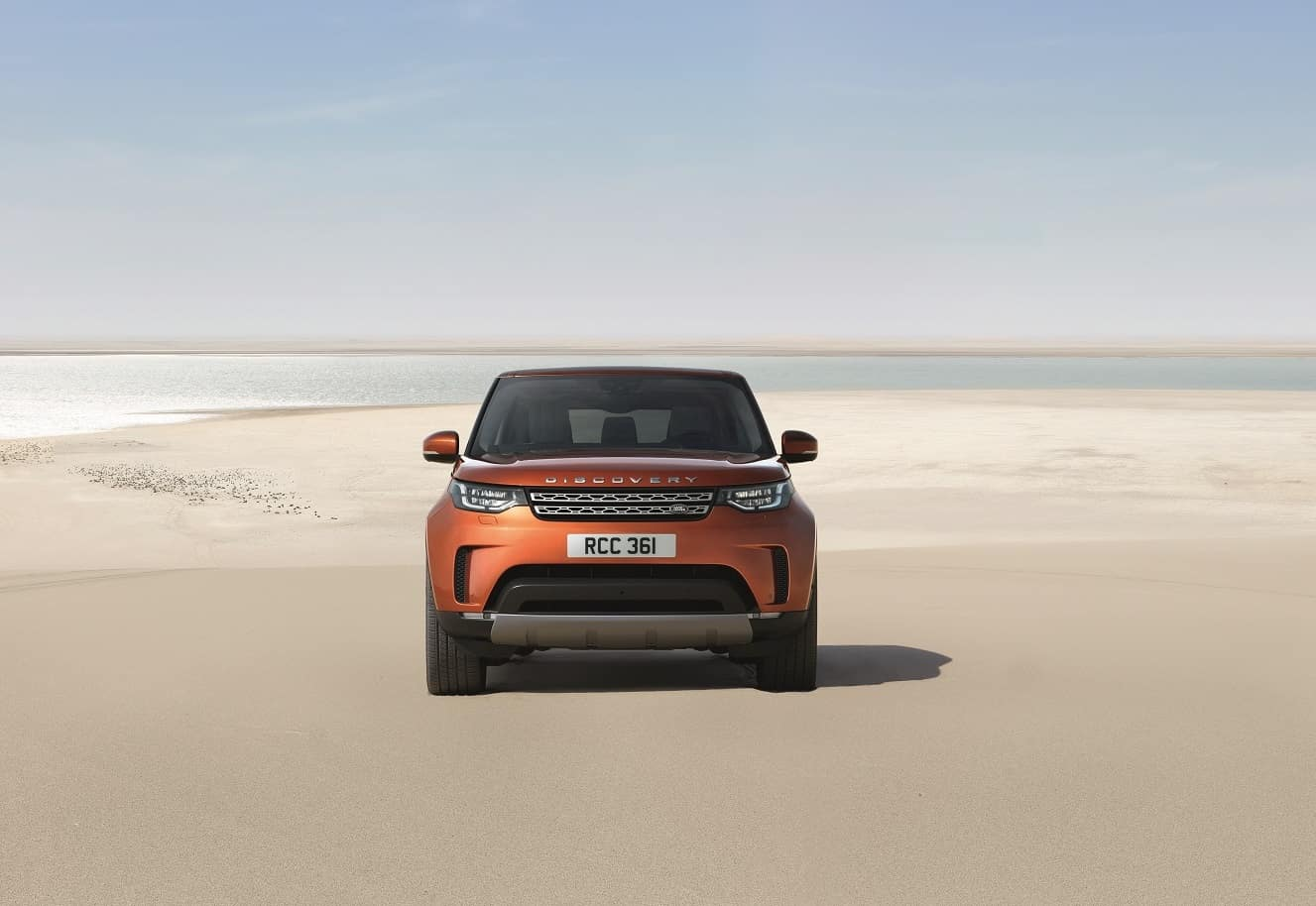About the Land Rover Discovery