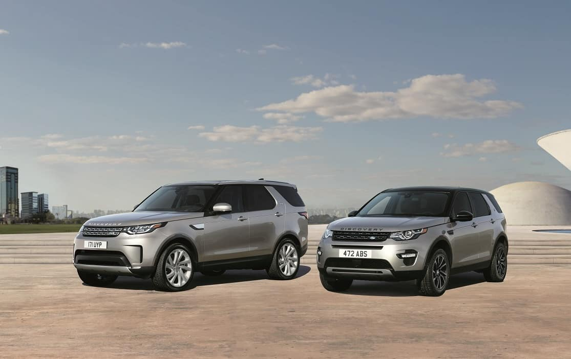 Land Rover Inventory near Piscataway NJ