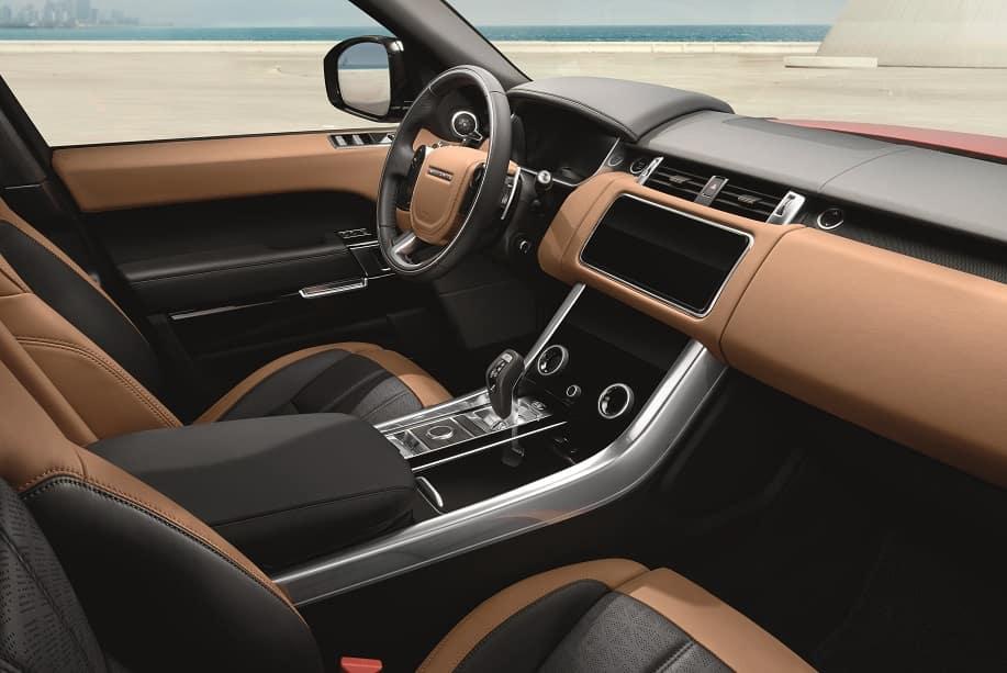 2019 Range Rover Sport Interior Seats