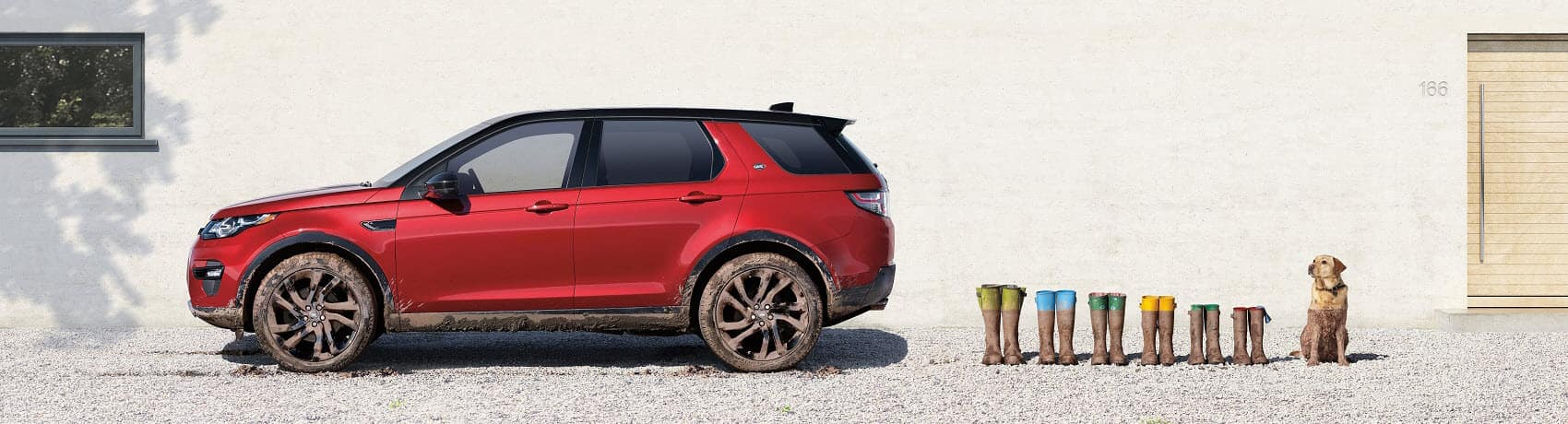 Land Rover Discovery Sport Leasing