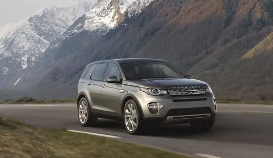 Discovery Sport for Lease