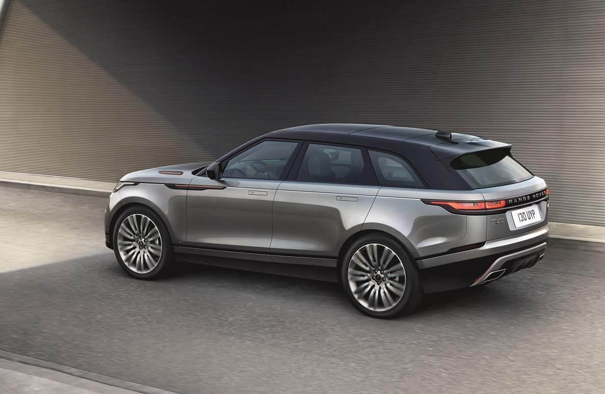 Range Rover Velar Model