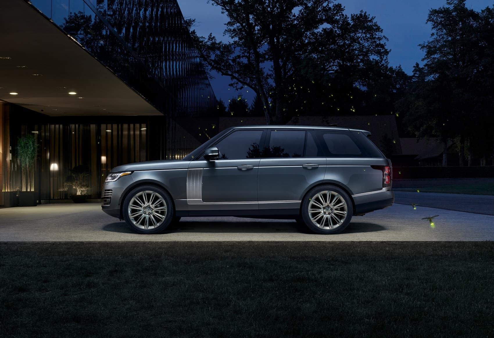 Range Rover MPG Efficiency