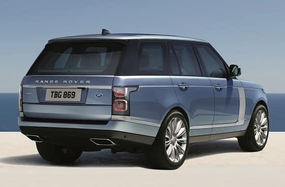 Range Rover Rear End