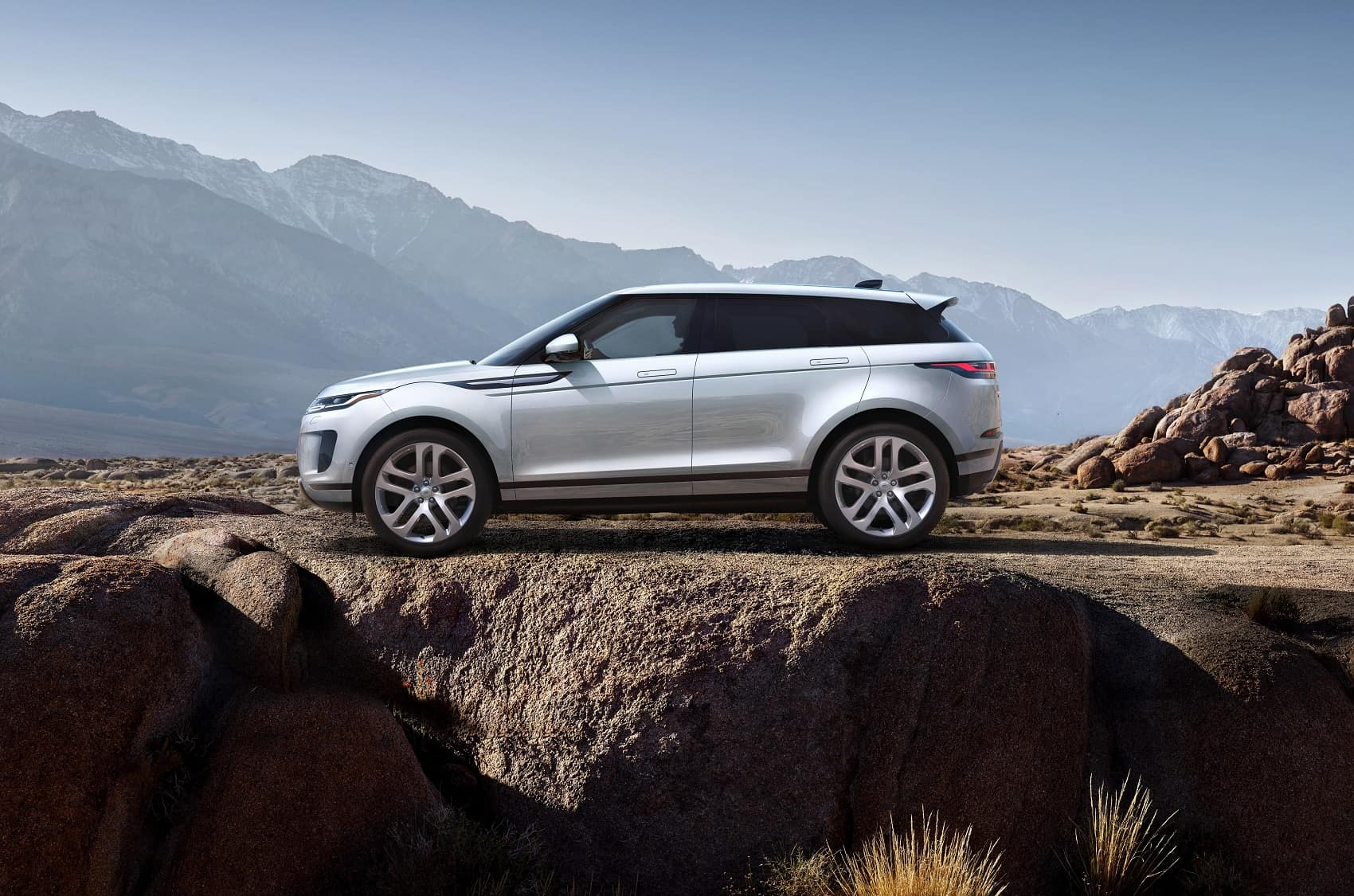 2020 Range Rover Evoque Performance Specs