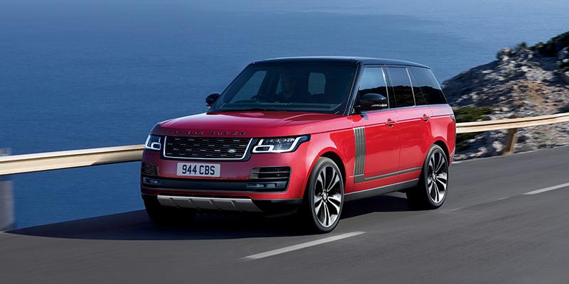 2020 Range Rover V8 HSE
