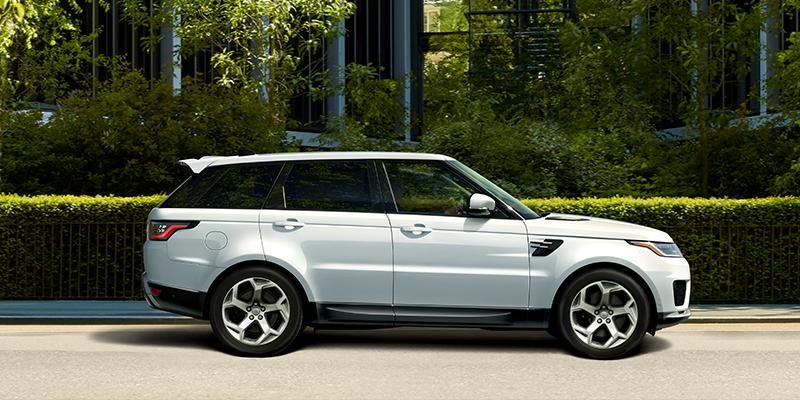 2019 Range Rover Sport HSE