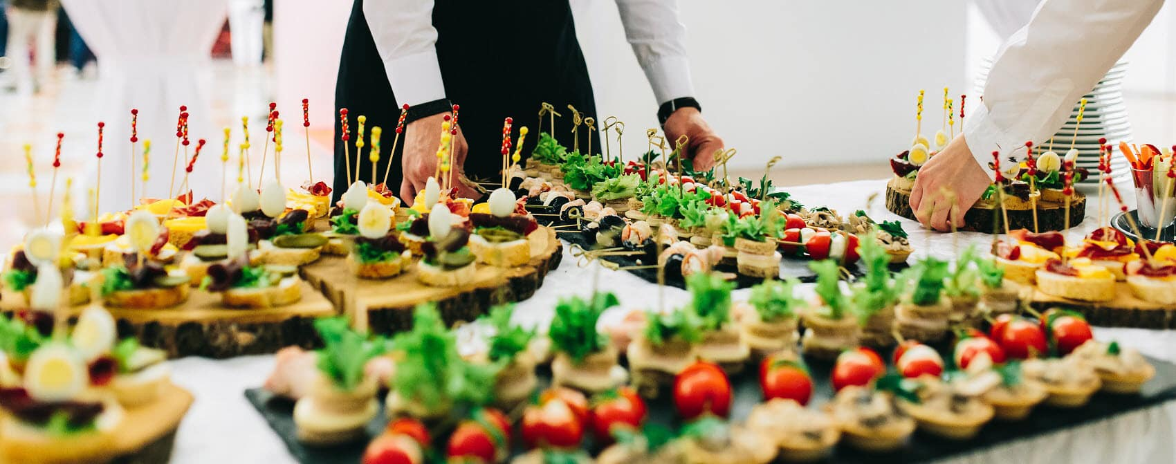 Let these Companies Cater your Next Party