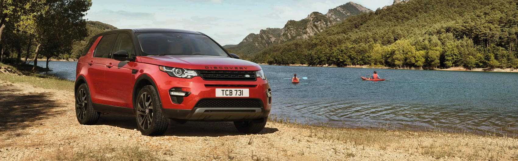 Land Rover Discovery Sport Configurations