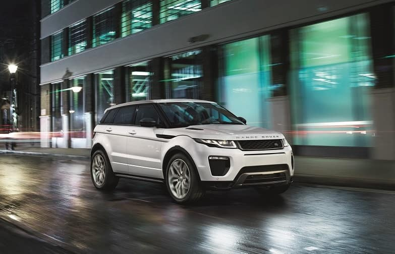 Range Rover Evoque Engine Specs