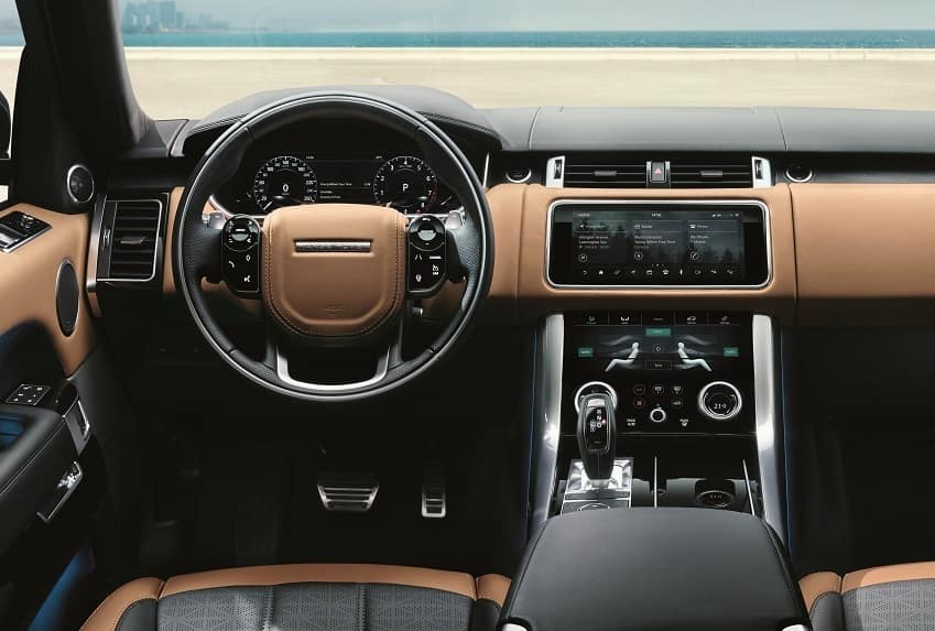 Range Rover Interior Interior