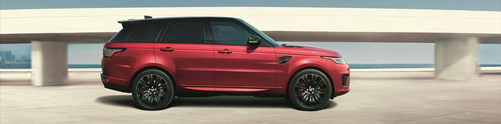 2019 Range Rover Sport vs BMW X5