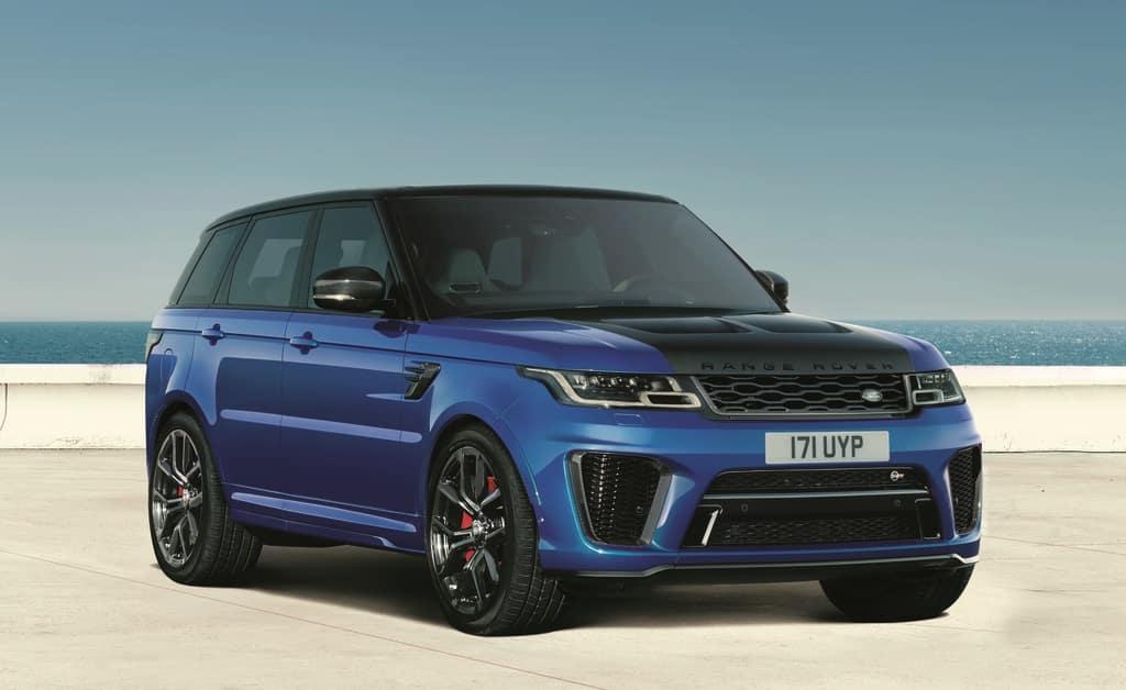 2019 Range Rover Sport Engine