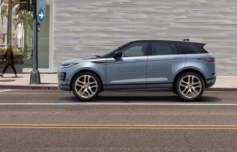 2020 Range Rover Evoque Engine Specs