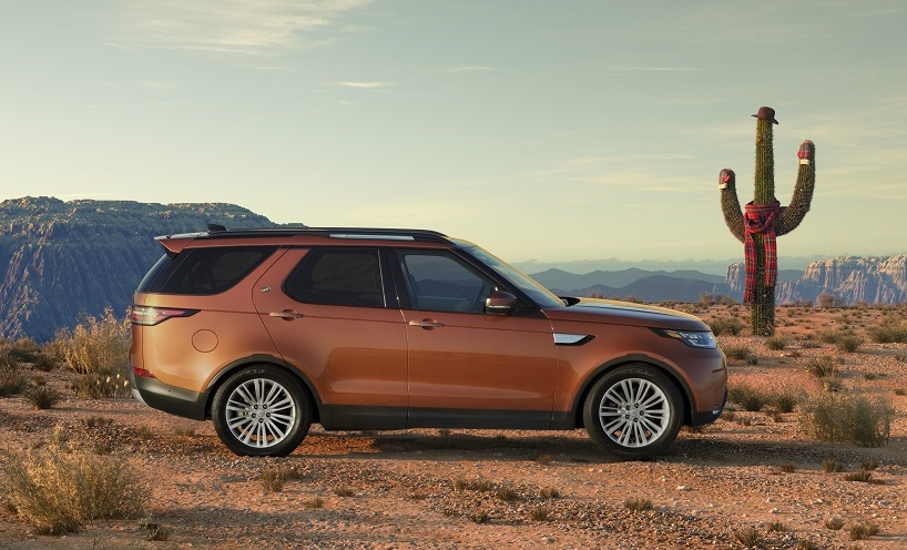 Land Rover Discovery Comparisons