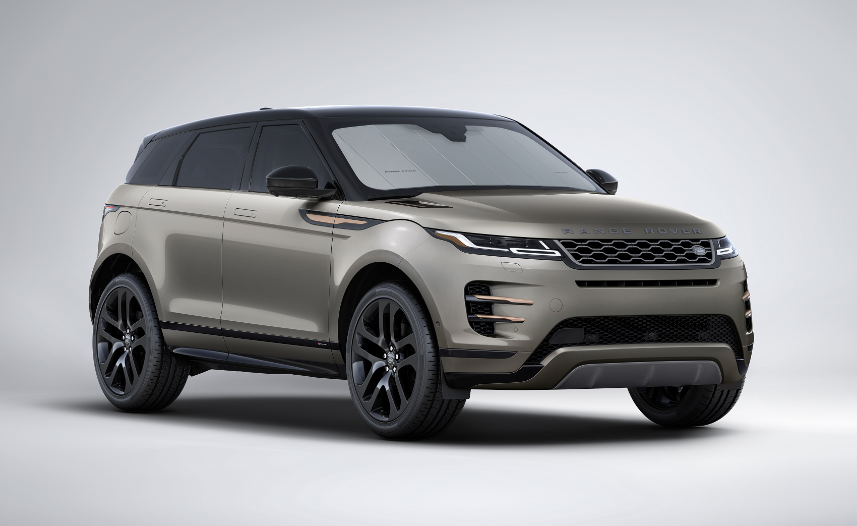 Land Rover New Inventory