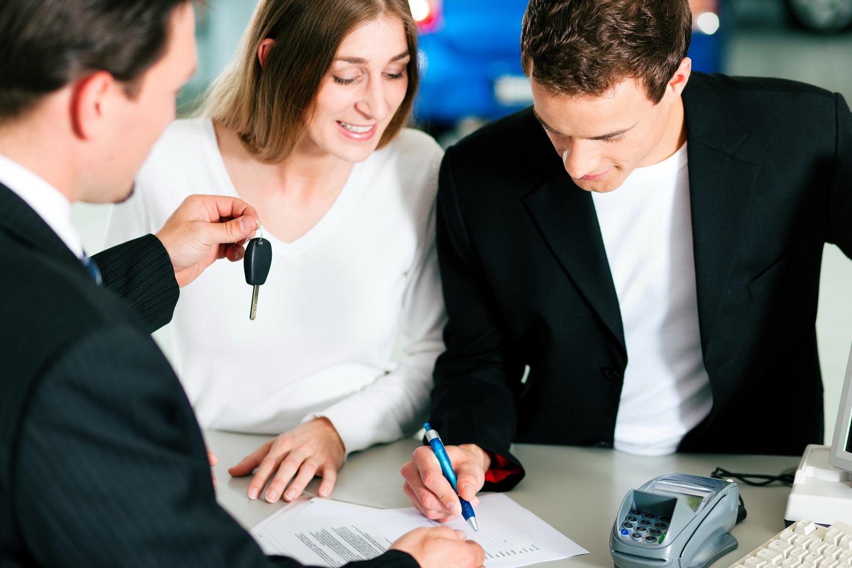 Car Dealer Financing