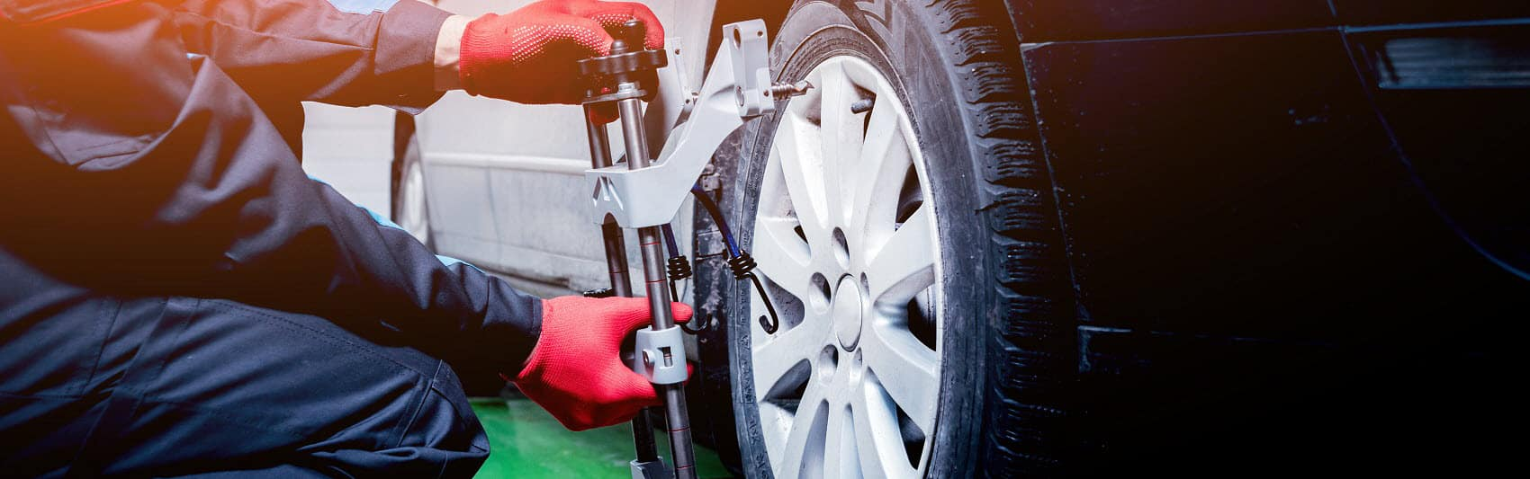 Vehicle Wheel Alignment near Edison NJ