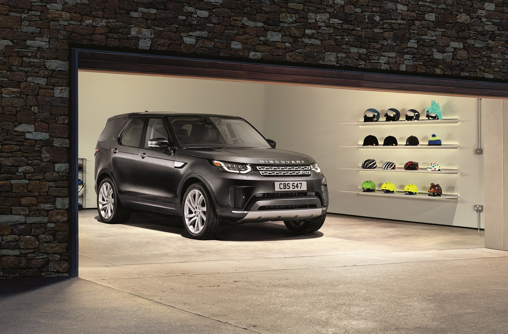 Land Rover Discovery Inventory