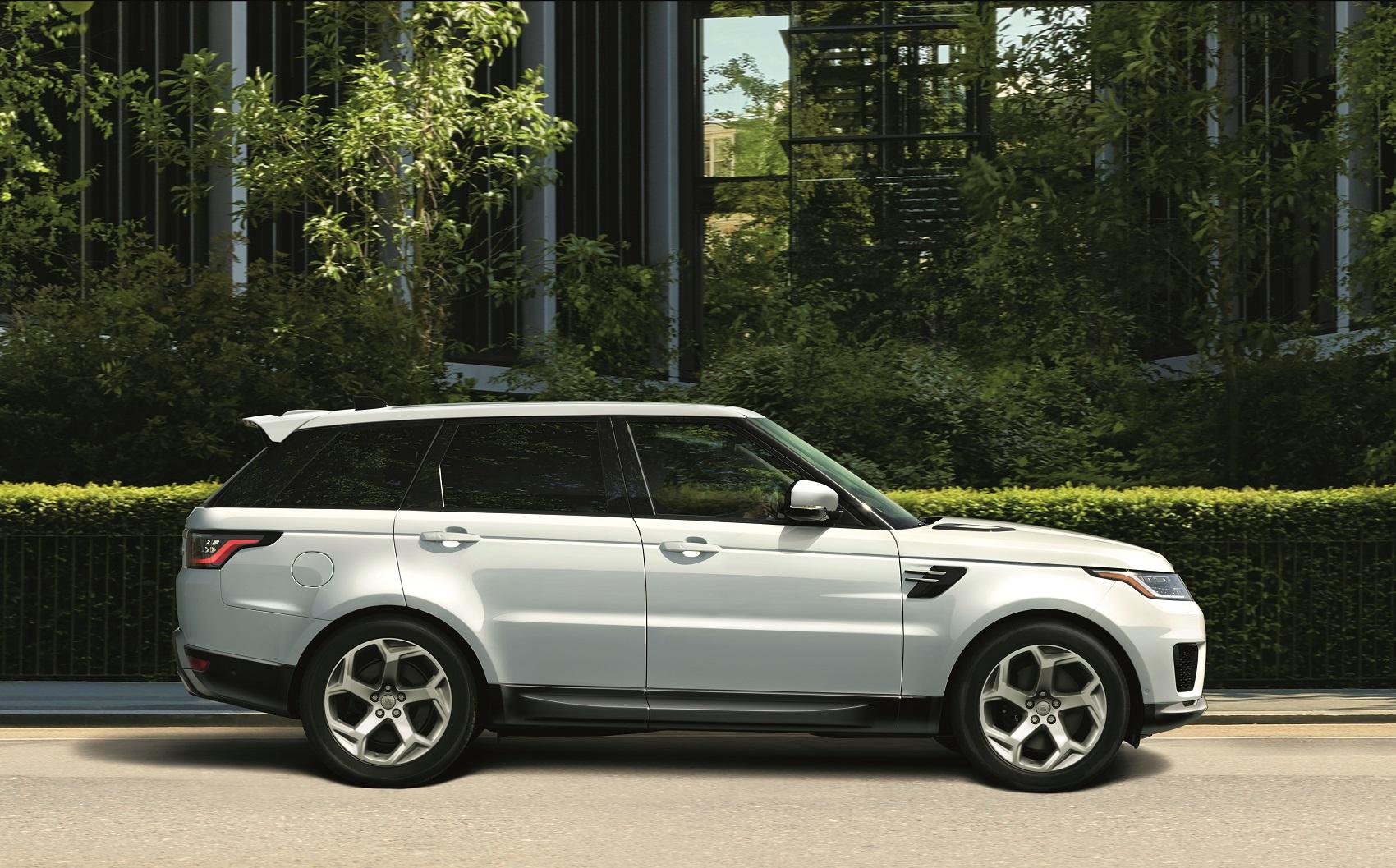 Range Rover Sport HSE Trim