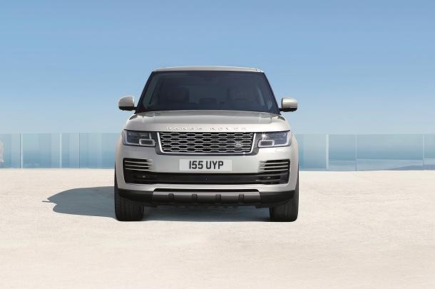 Range Rover Trim