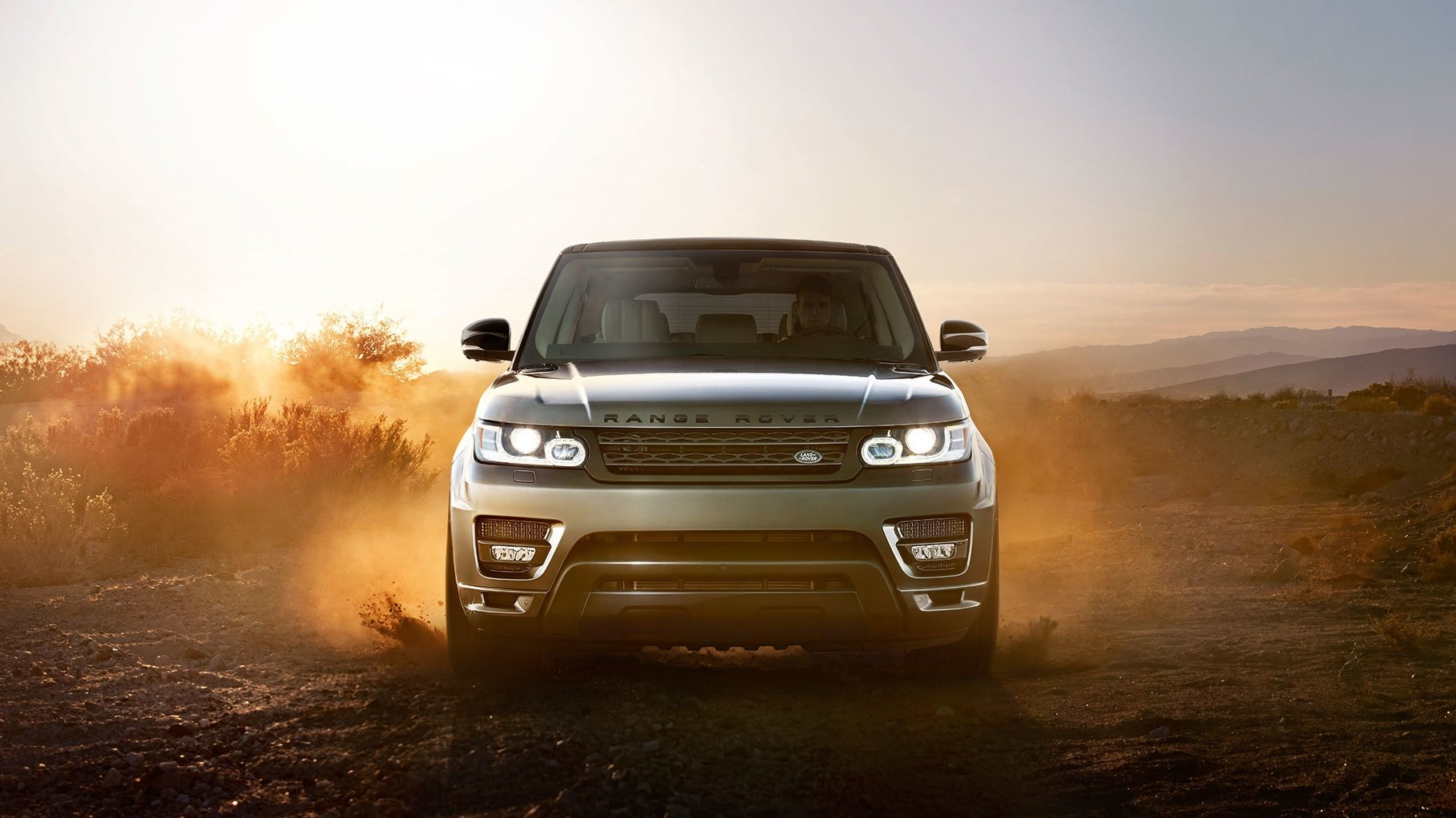 2017 Land Rover Range Rover Sport Exterior headlights