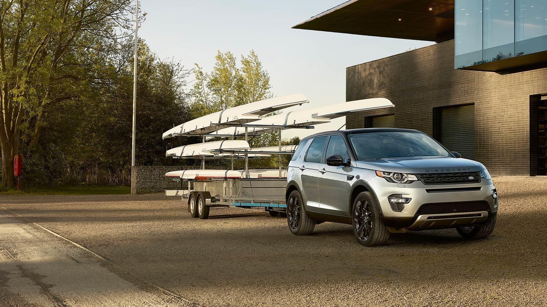 Land Rover Discovery Sport Exterior 3