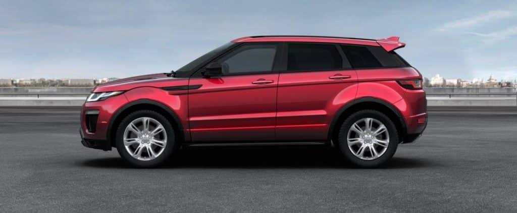 Pre-Owned 2017 Range Rover Evoque SE