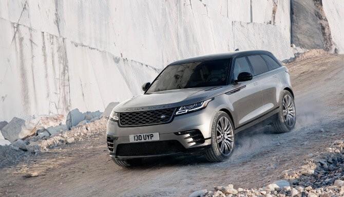 New 2019 Land Rover Range Rover Velar S  2.0P Si4 250HP