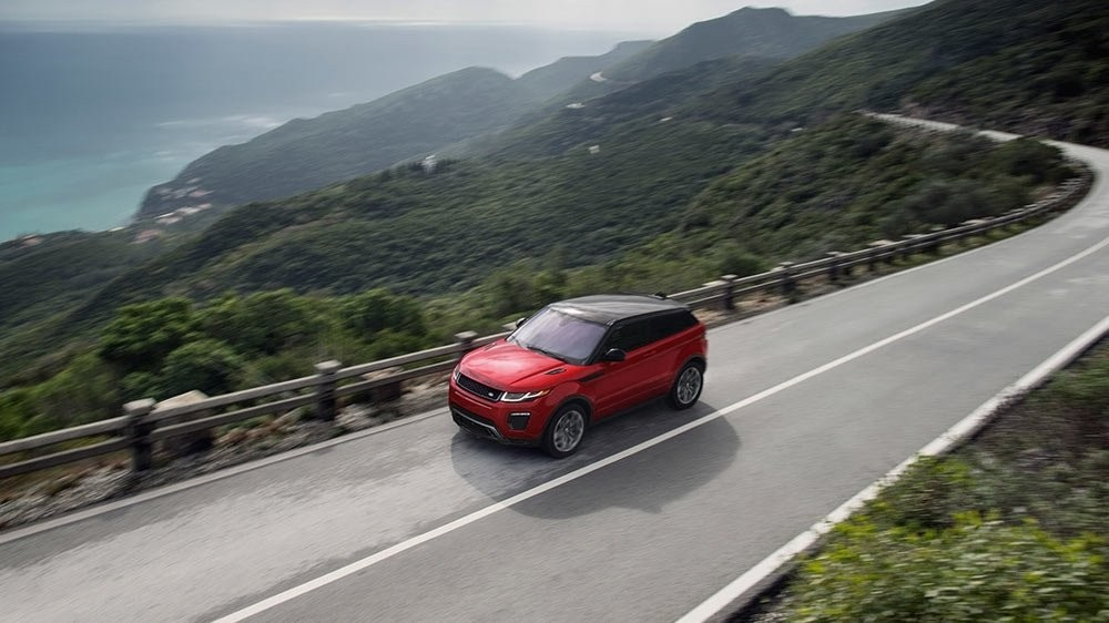 Compare The 2017 Land Rover Range Rover Evoque Vs The 2017