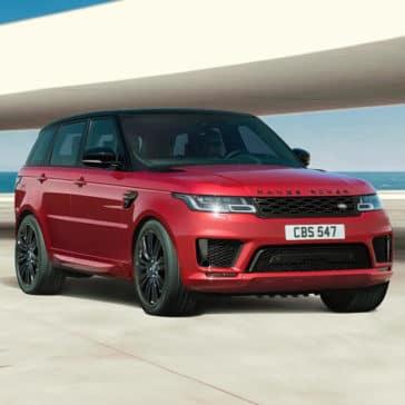 2018 Land Rover Range Rover Sport Exterior