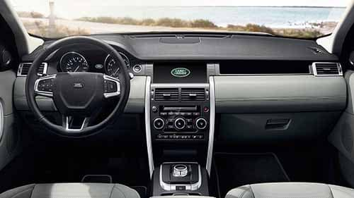 Land Rover Discovery Sport Technology