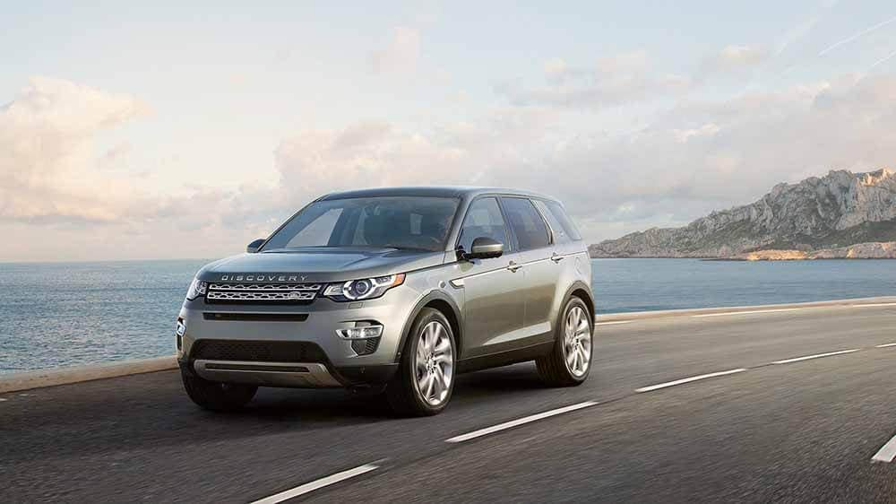 Land Rover Discovery Sport safety feature