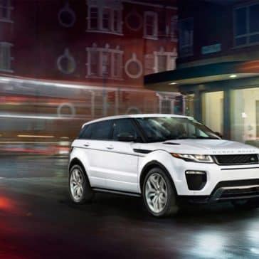 2018 Land Rover Range Rover Evoque Exterior