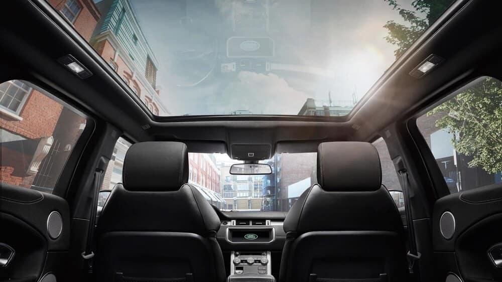 2018 Land Rover Range Rover Evoque Interior Features