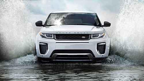 Land Rover Range Rover Evoque Power
