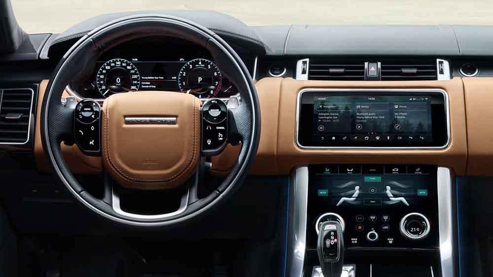 Land Rover Range Rover Sport Technology