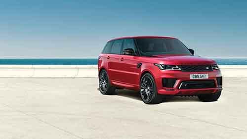 Range Rover Sport Black Package