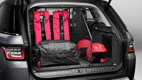 Range Rover Sport Cargo Organization