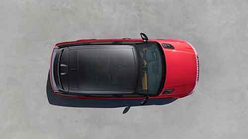 Range Rover Sport Panoramic Roof