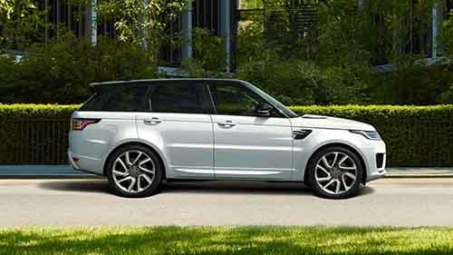 Range Rover Sport Power